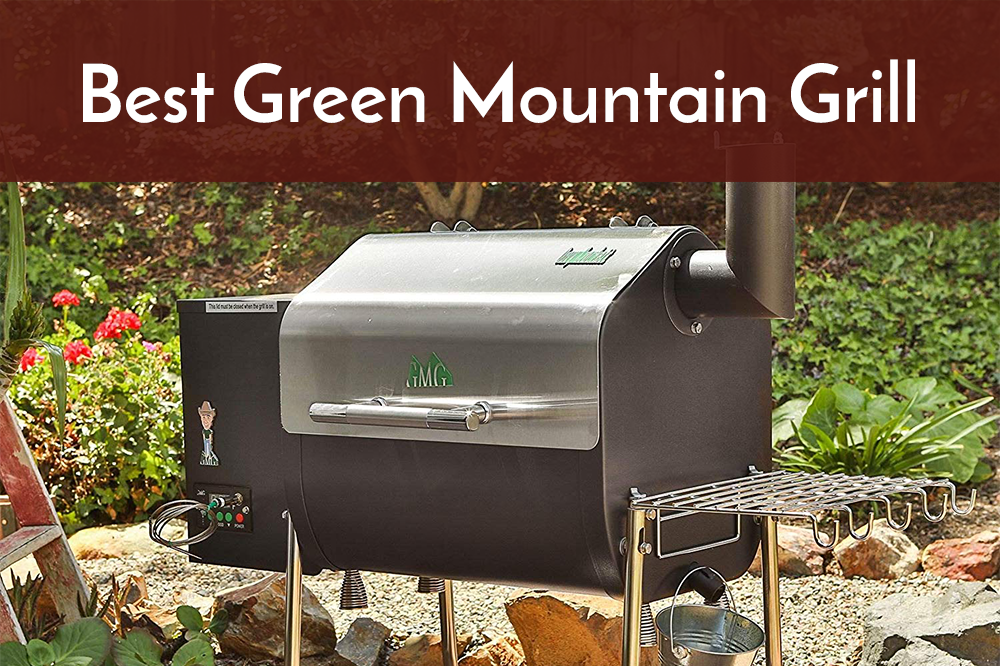 best green mountan grill