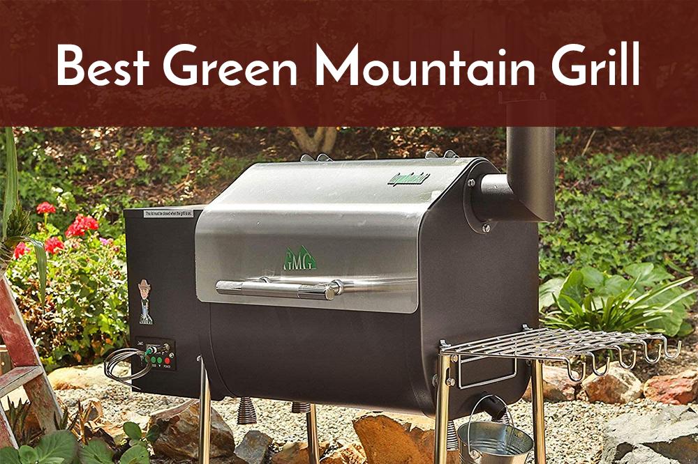 best green mountan grill