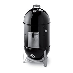 weber smokey mountain cooker 18 inch smoker