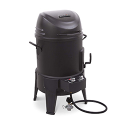 char-broil the big easy tru-infrared smoker roaster