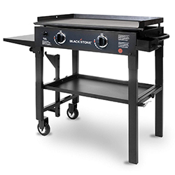 blackstone 28 inch outdoor flat top gas grill