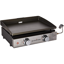blackstone tabletop grill 22 inch portable gas griddle
