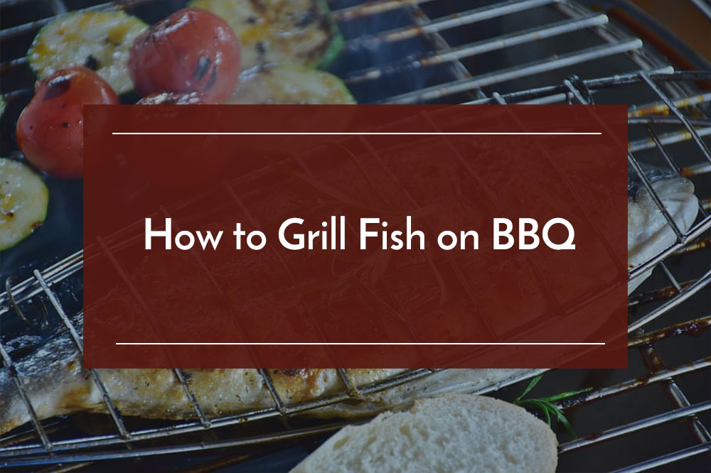 how to grill fish on bbq