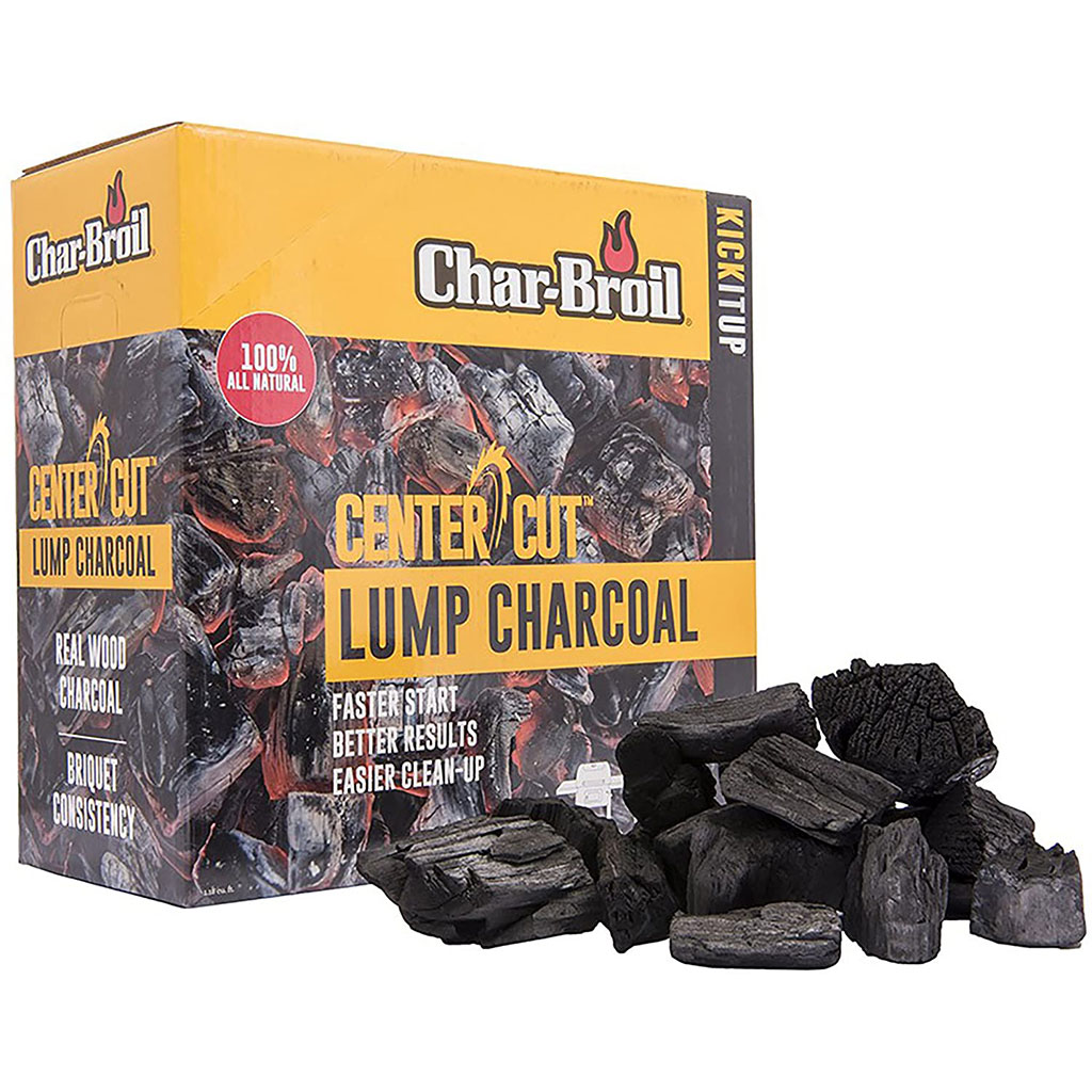 lump charcoal reviews