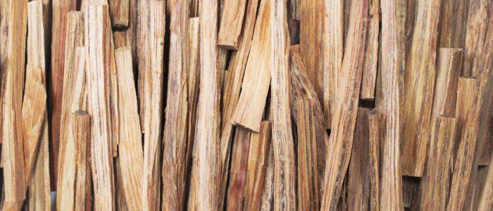Hardwood Blend tree